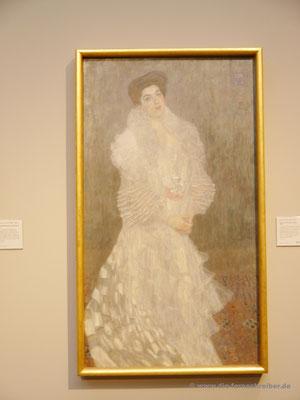 Gustav Klimt - Portrait der Hermine Gallia