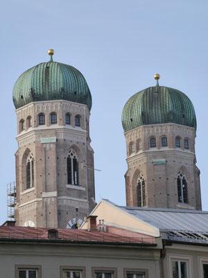 Doppeltürme der Frauenkirche