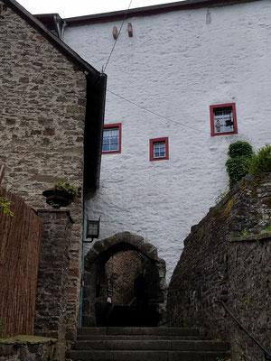 Tor zum Burgbering