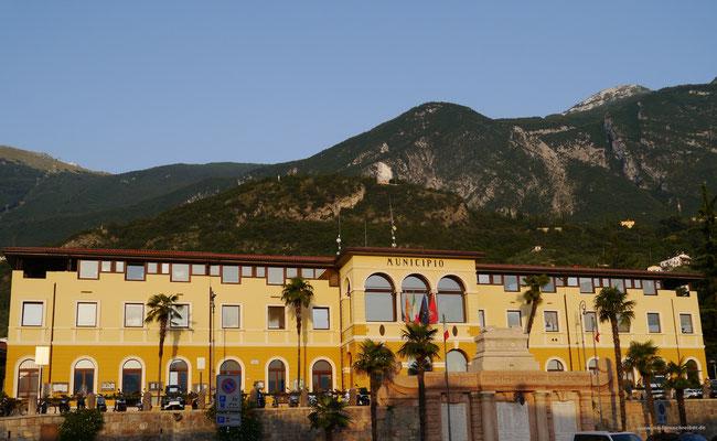 Das Rathaus von Malcesine
