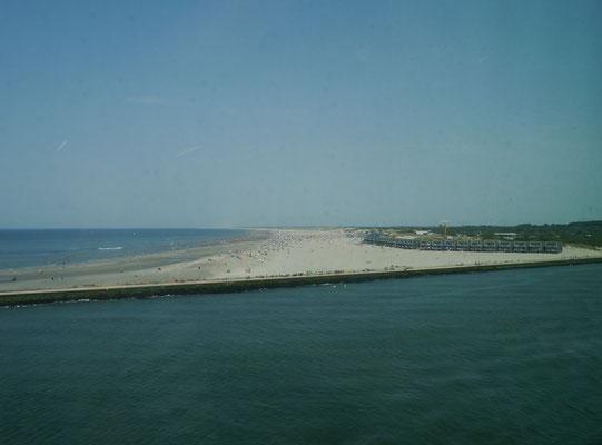 Sandstrand Hoek van Holland