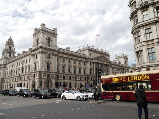 Regierungsgebäude am Whitehall