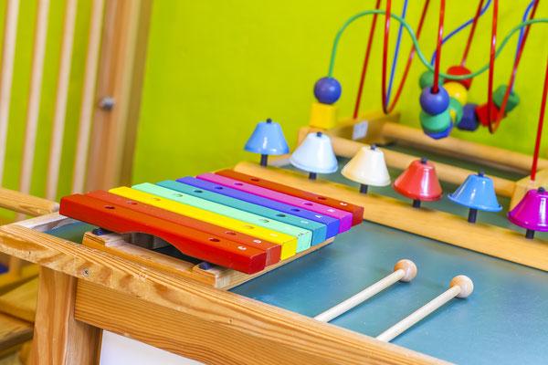 Kindertagesstätte Jena Musikinstrument