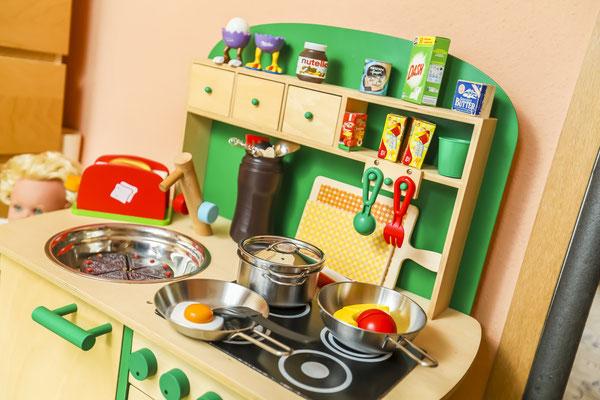 Kindertagesstätte Jena Kinderküche