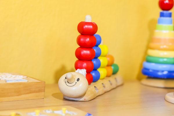 Kindertagesstätte Jena Kleinkind-Spielzeug