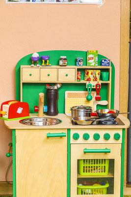 Kindertagesstätte Jena Spielküche