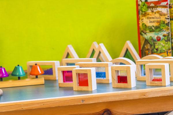 Kindertagesstätte Jena Kleinkind-Würfel