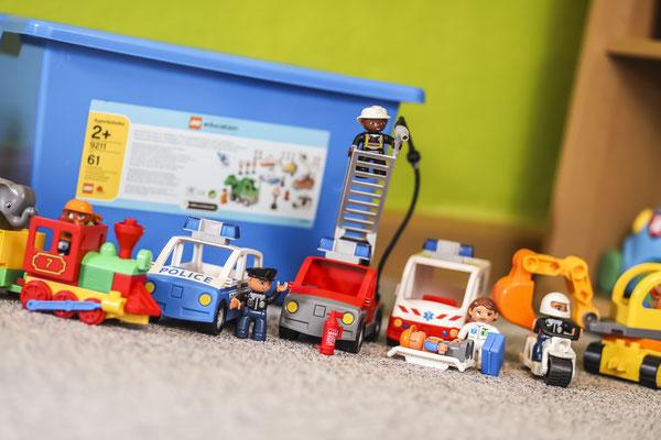 Kindertagesstätte Jena Spielzeug