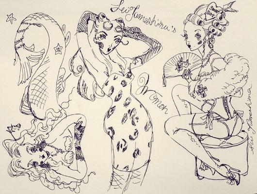 2016 Ladys  drawing