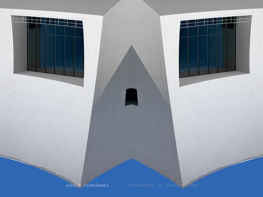 Faces (Auditorio y Palacio de Congresos Infanta Doña Elena) | Fotografía de arquitectura