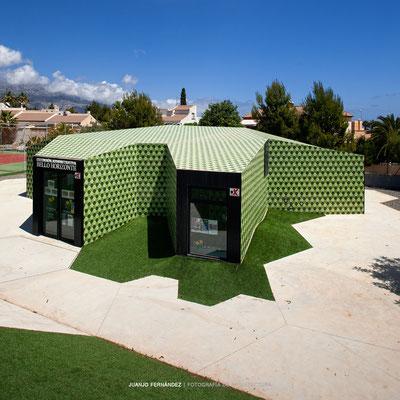 Extensión administrativa (La Nucía, Alicante) | Fotografía arquitectura, interiorismo
