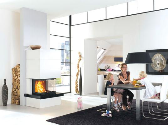 Kamin Camina S13 mit Feuertisch uvP ab € 7030,00 zzgl. Montage/Zubehör