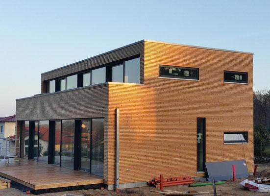 Jesteburg, Neubau Einfamilienhaus, Entwurf 2015, Realisierung durch GU