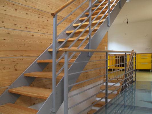 Neu Wulmstorf, Einfamilienhaus, Neubau in Holzrahmenbauweise, 2005-2006