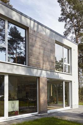 Hamburg-Neugraben-Fischbek, Einfamilienhaus in Massivbauweise, Neubau, 2012-2014