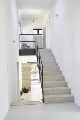 Hamburg, Neugraben-Fischbek, Einfamilienhaus in Massivbauweise, Neubau, 2012-2014
