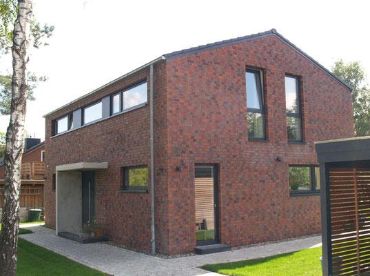 Handeloh, Einfamilienhaus, Neubau in Massivbauweise, 2017-2018