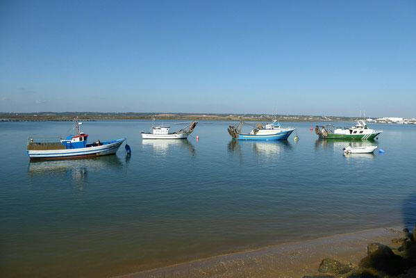 - heute ist kein Fischer auf See