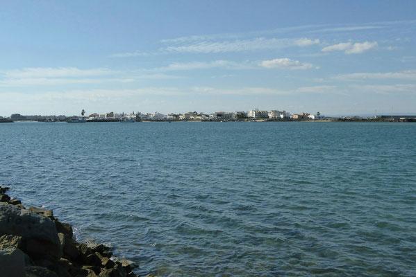 - Blick auf Punta Moral