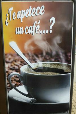 - Einladung zu einem Kaffee