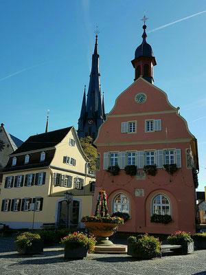 Rathaus - Gau-Algesheim