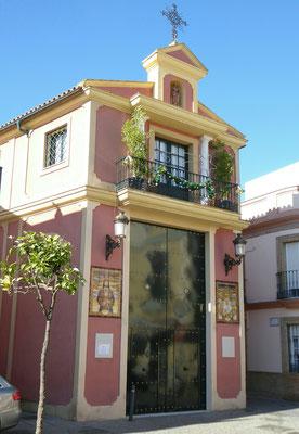 - Kapelle am Plaza de San Franzisco