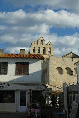 Kirche - S'tes Maries de la Mer