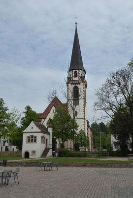 - Emmendinger Stadtkirche