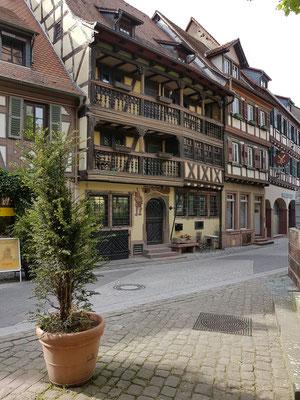 - alte Häuser | um 1500 erbaut