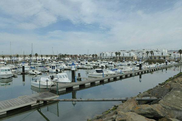 - Yachthafen Isla Cristina