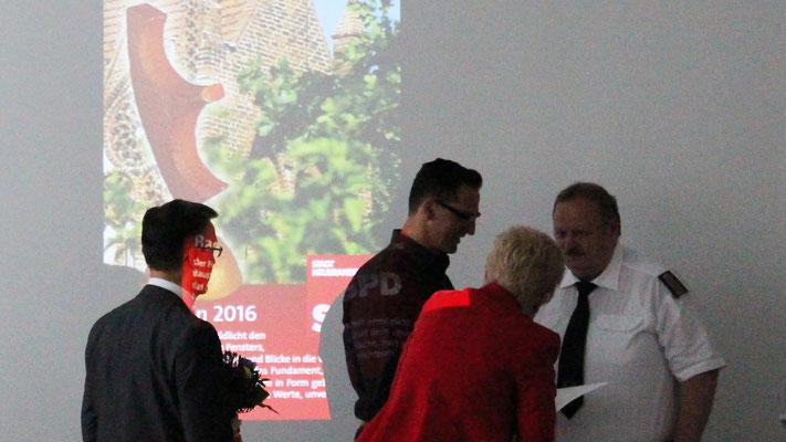Bernd Niemczewsky ist der dritte Preisträger