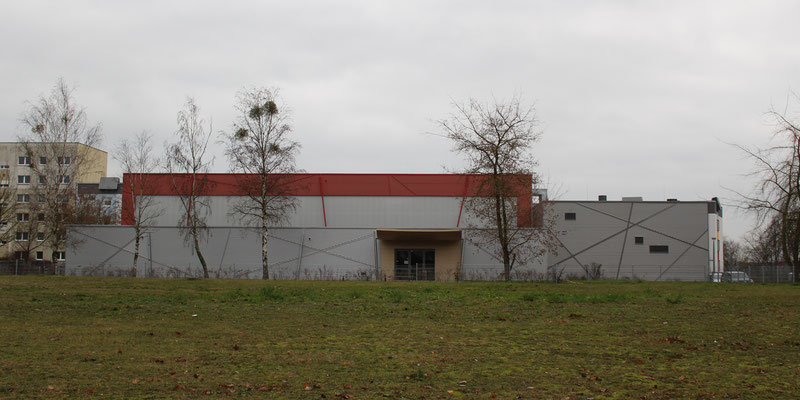 sanierte Turnhalle