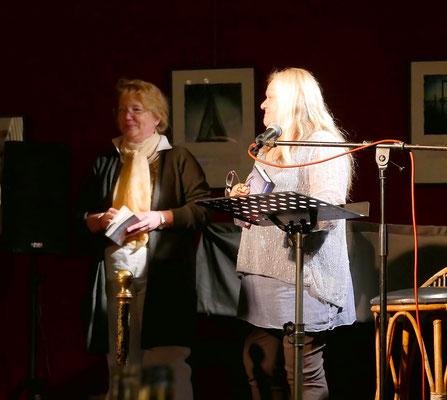 Hedy Loewe und Ursula Schmid-Spreer