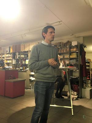 Der Gastgeber -Ivan Gantschev, Jacques Wein-Depot