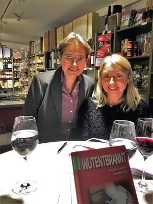 Das mörderische Duett - Brigitte Lamberts (li.) und Annette Reiter (re.)