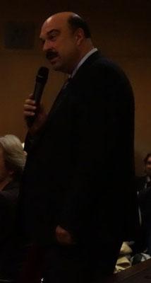 Landgerichtspräsident Dr. Bernd Scheiff