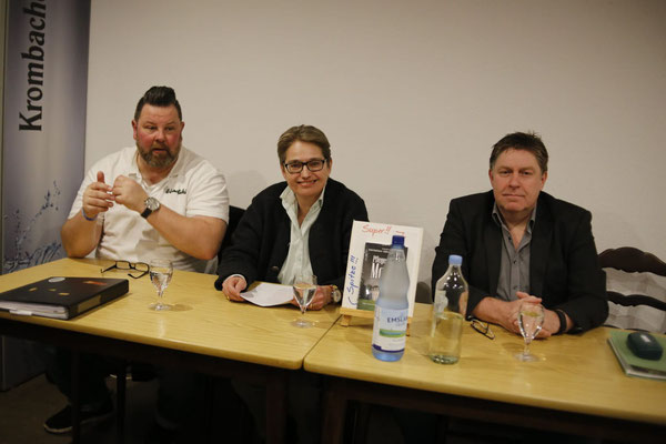 Krininalinski, Brigitte Lamberts, Klaus Stickelbroeck