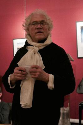 Gastgeber Will Kaufmann