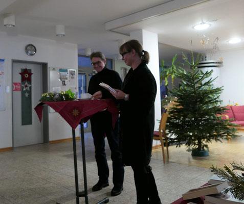 Brigitte Lamberts, Kerstin Lange