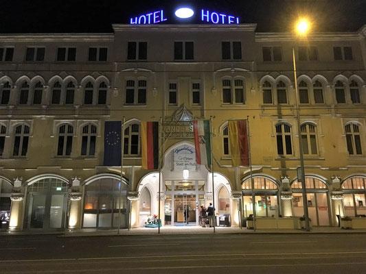 Veranstaltungsort Hotel Handelshof, Mülheim