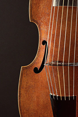 Pierray, soundhole detail - violworks