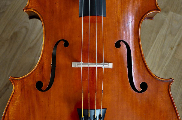 soundholes of the cello - violworks