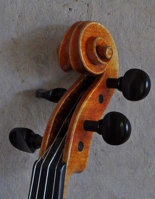 violin scroll - violworks