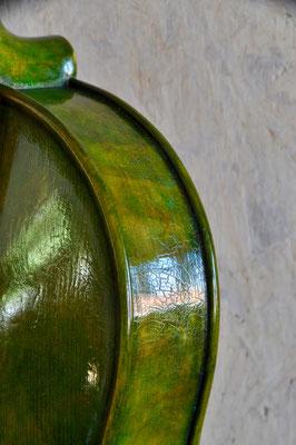 Chamäleongeige Detail
