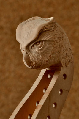 an owl - violworks