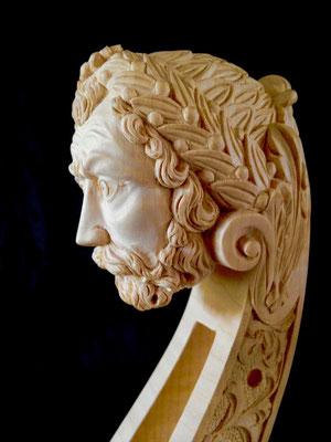 Rose head - violworks