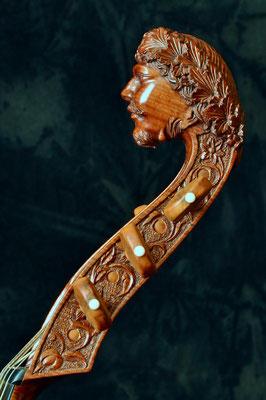 Bachus head - violworks