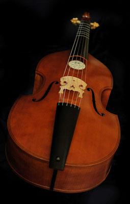 Maggini gamba, corpus detail - violworks