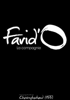 Logo pour la compagnie Farid'O