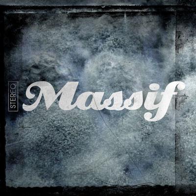 """Pochette disque """"Stéréo"""" by Massif"""